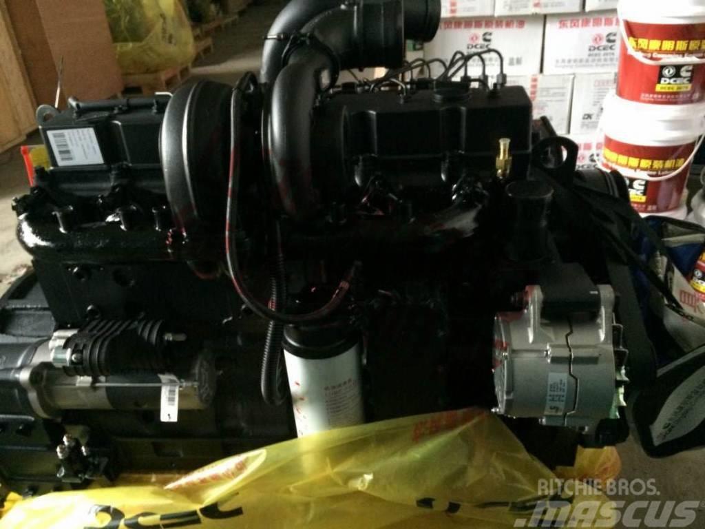 Cummins 6CTAA8.3-C215, 2016, Motorer