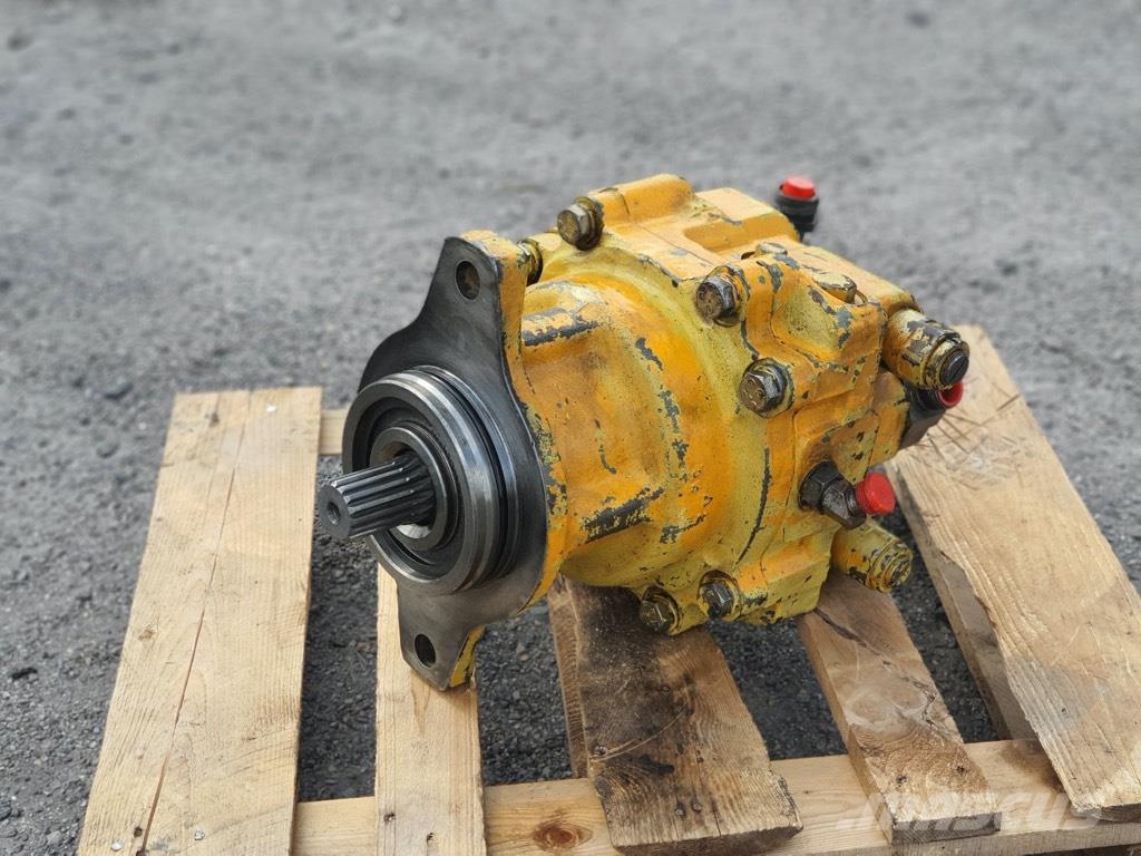 Komatsu PC400LC-5 HYDRAULIC SLEAWING ENGINE