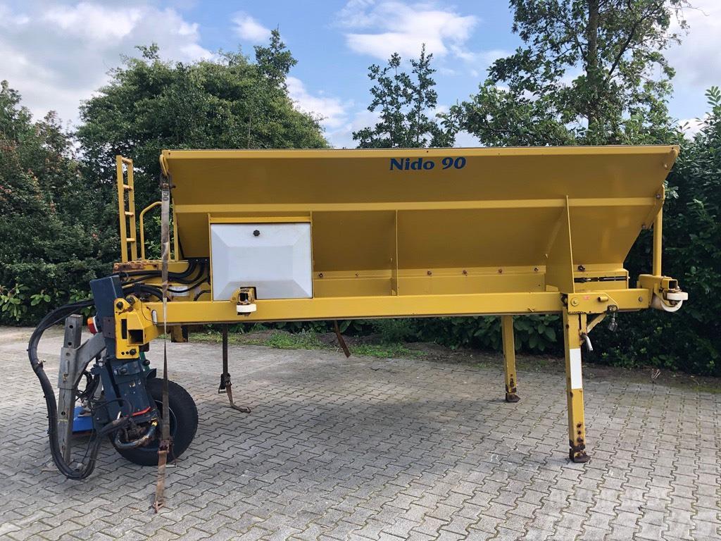 Nido N90-40 zoutstrooier