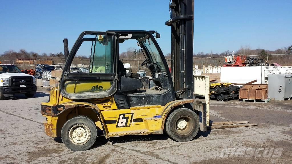 Yale Fork Lift GDP155VXNCBV148 High Mast