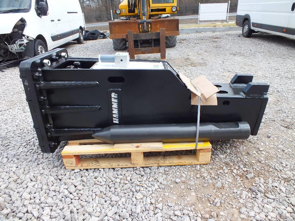Hammer FX 1700 Hydraulic breaker 1700kg
