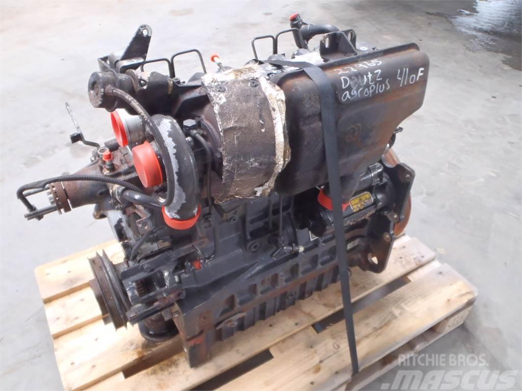 [Other] Engine Deutz-Fahr Agroplus 410