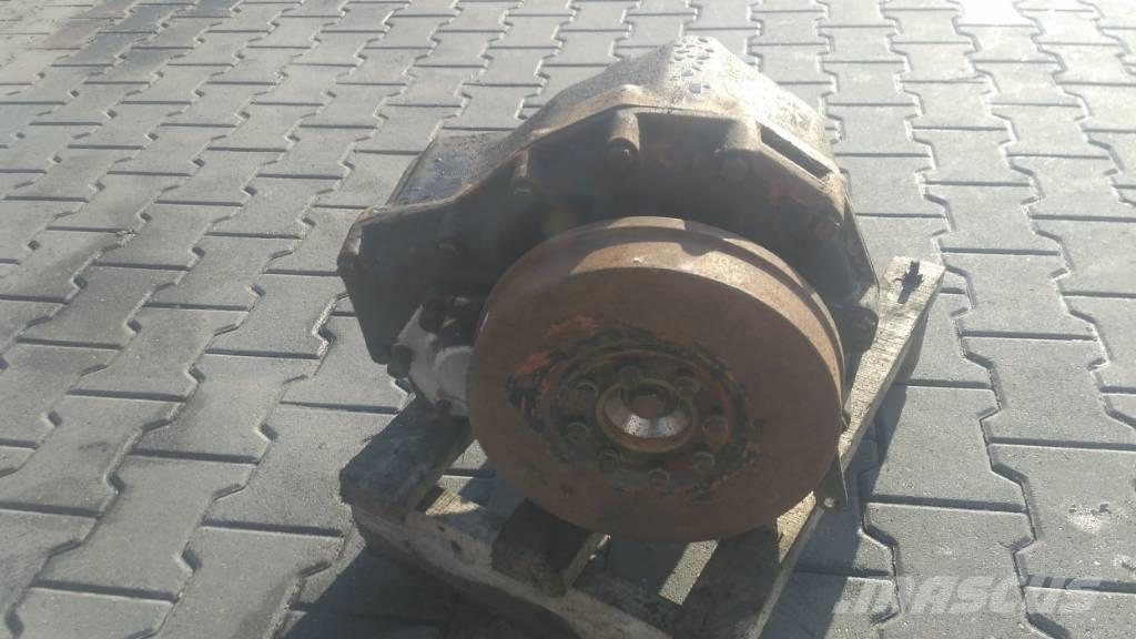 Atlas 1304 [20F 40Z] Gearbox Getriebe Skrzynia
