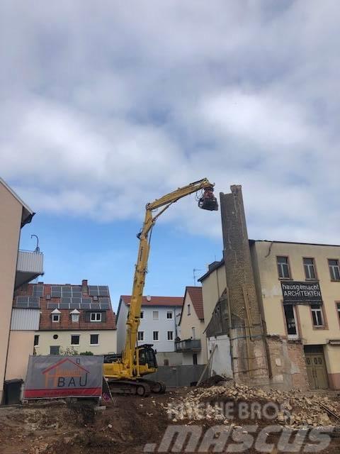 Komatsu PC340LC / Demolition