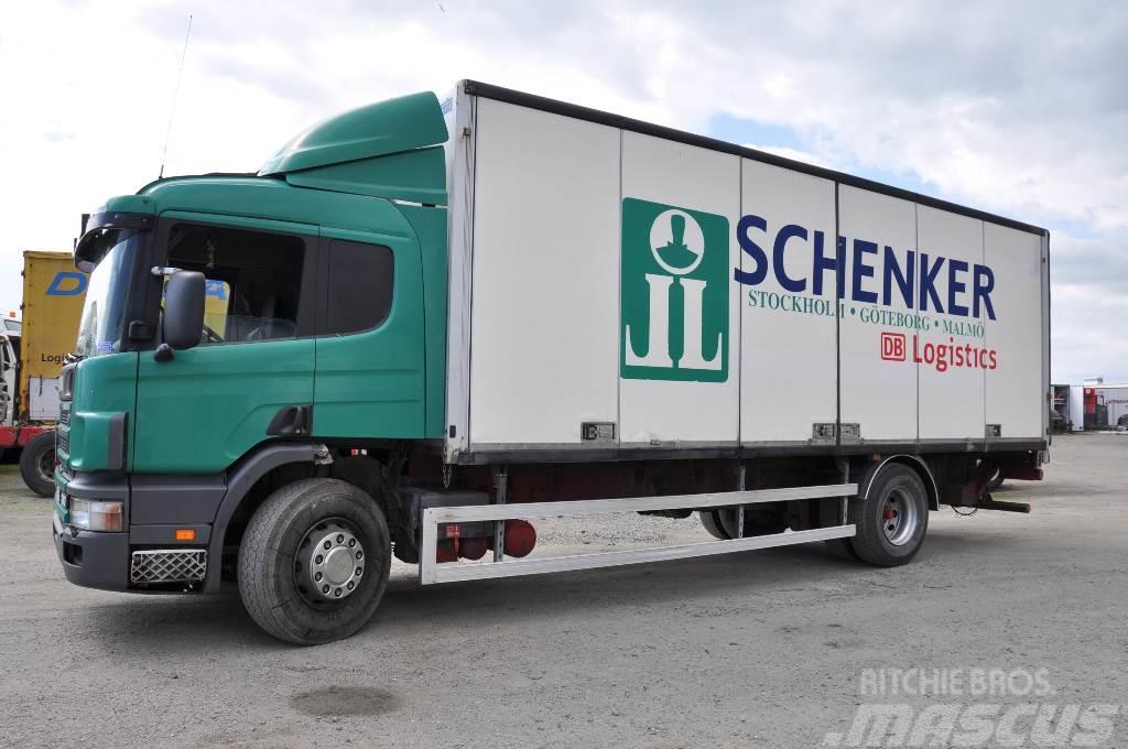 Scania P94 4X2 260