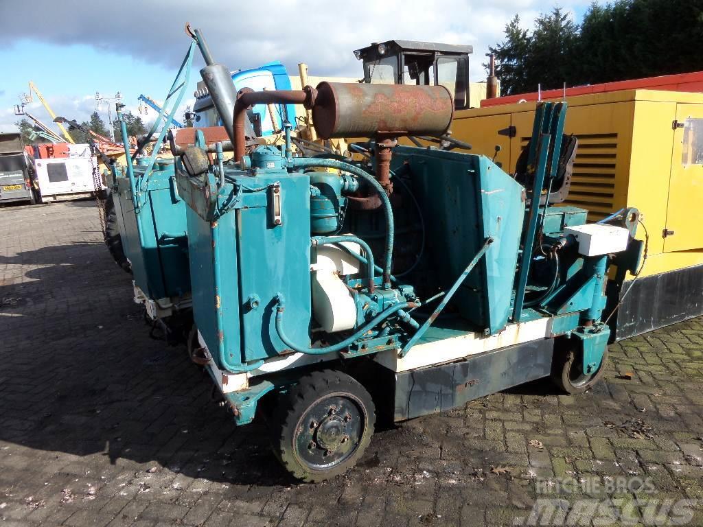 Wirtgen SF5000 need repairs
