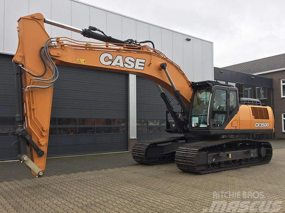 CASE CX350D