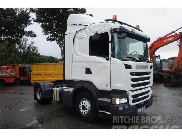 Scania G450 / AUTOMATIC / RETARDER / EURO-6 / 2017