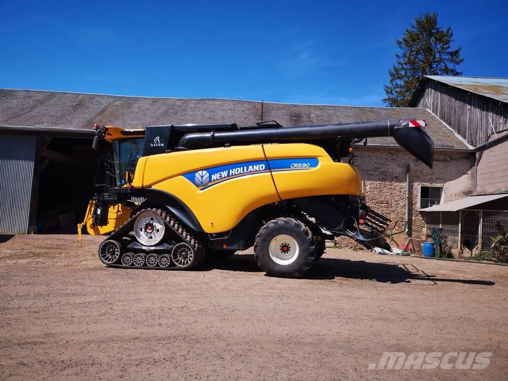 New Holland CR 9.90 TERRAGLIDE