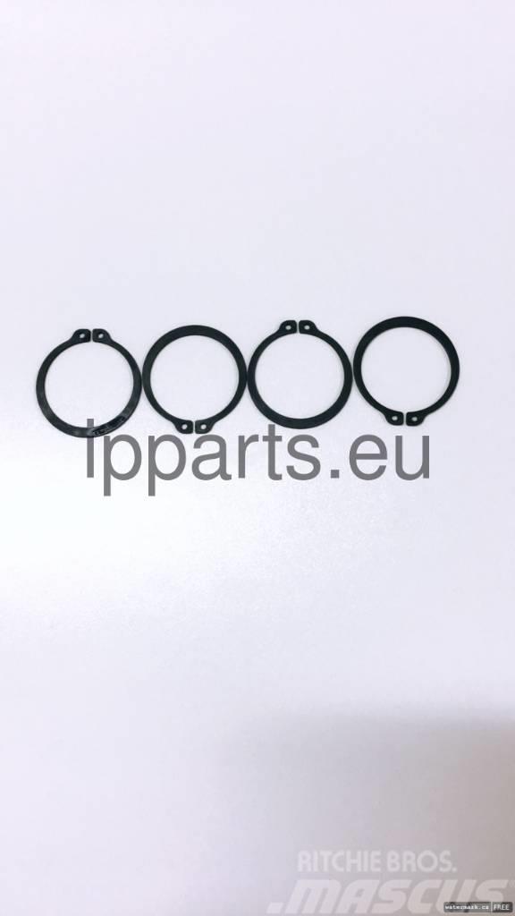 Doosan DX 340 Zabezpieczenie Pierścień segera/Snap ring