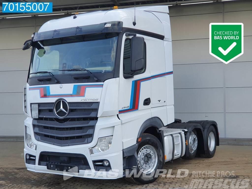 Mercedes-Benz Actros 2545 6X2 Liftachse Navi Euro 6