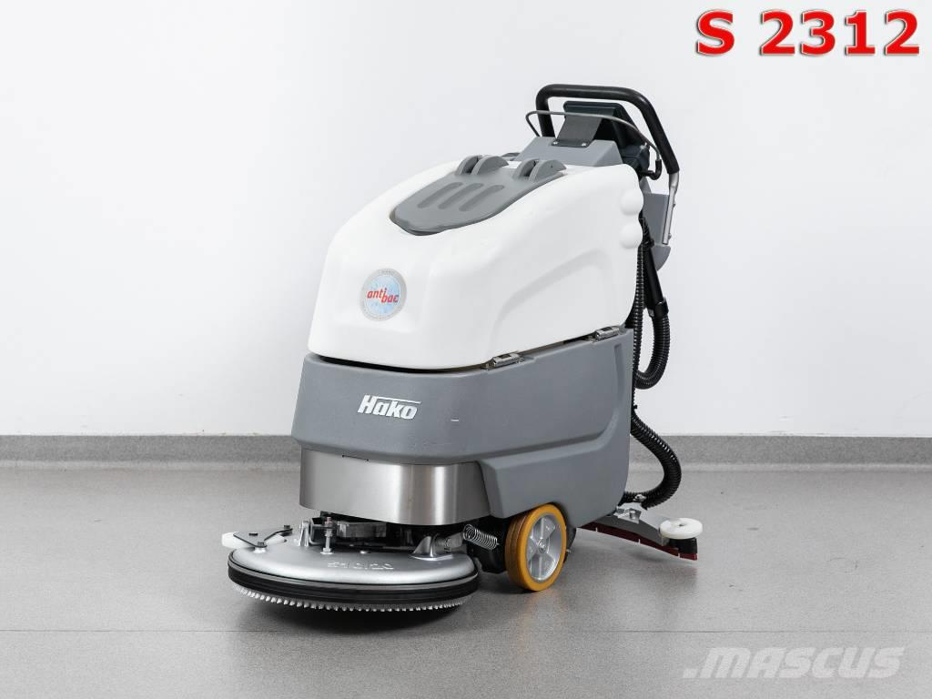 [Other] SCRUBBER DRYER HAKO B 45 CLH / NEW BATTERIES
