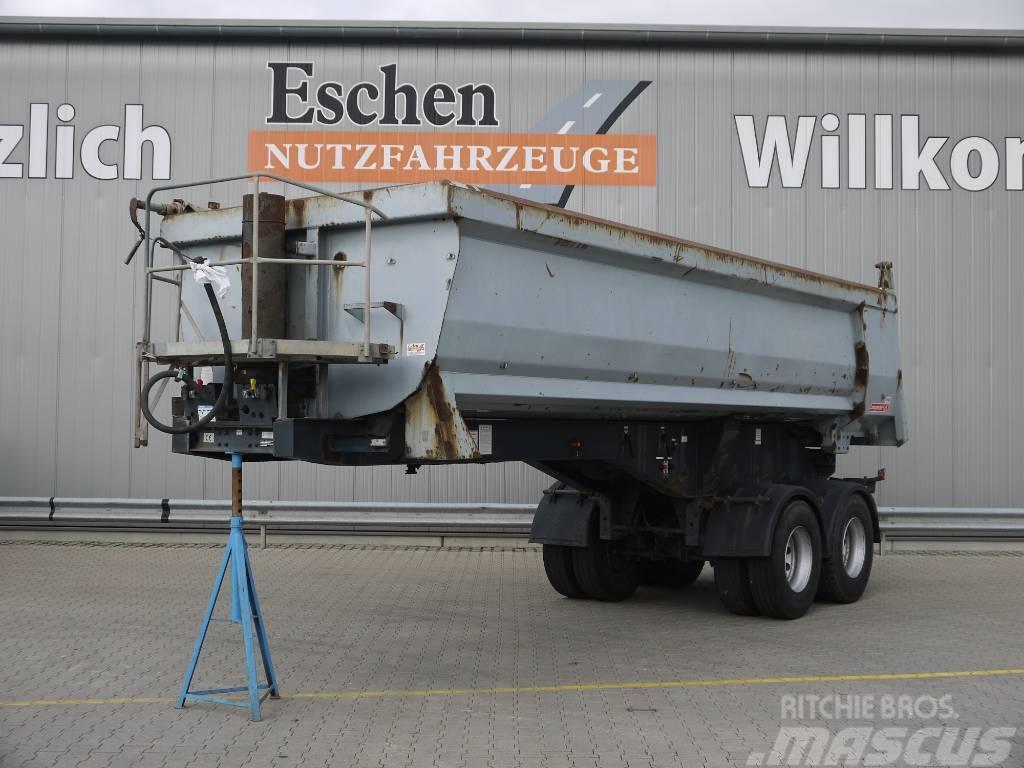 Langendorf SKS-HS 18/27, 23m² Hardox