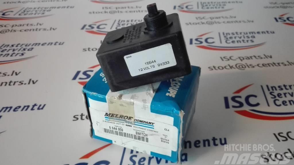 Bobcat 6644959, Switch
