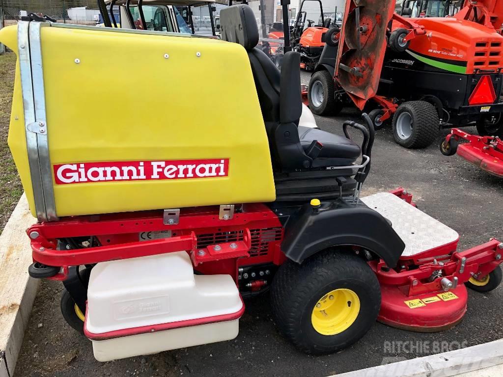 Gianni Ferrari Turbograss 630, Fint skick