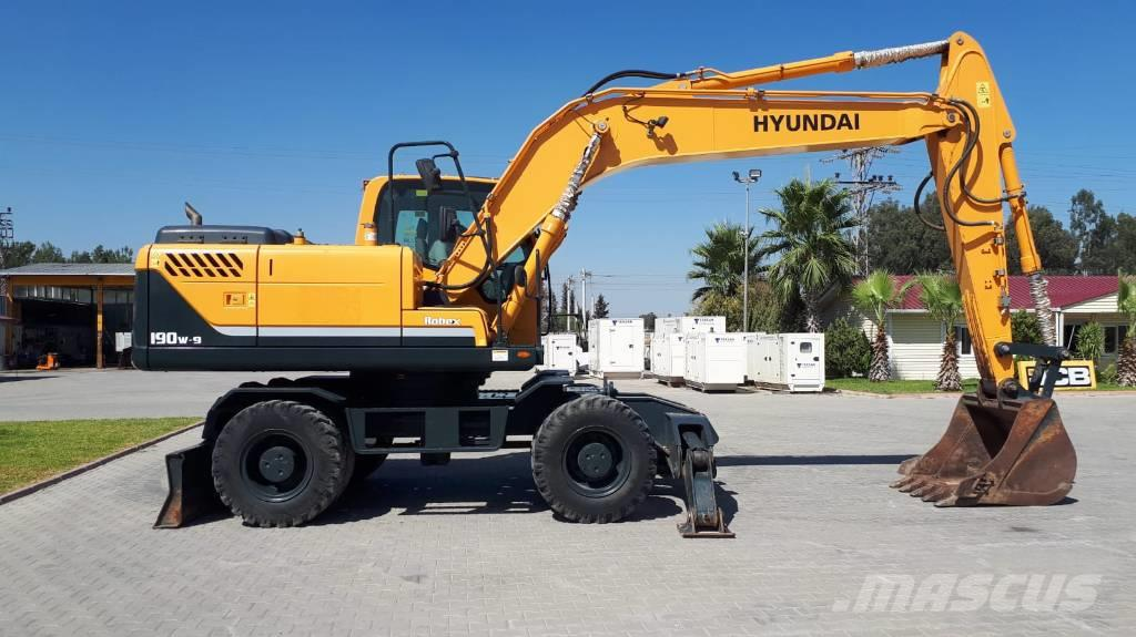 Hyundai 190 W-9