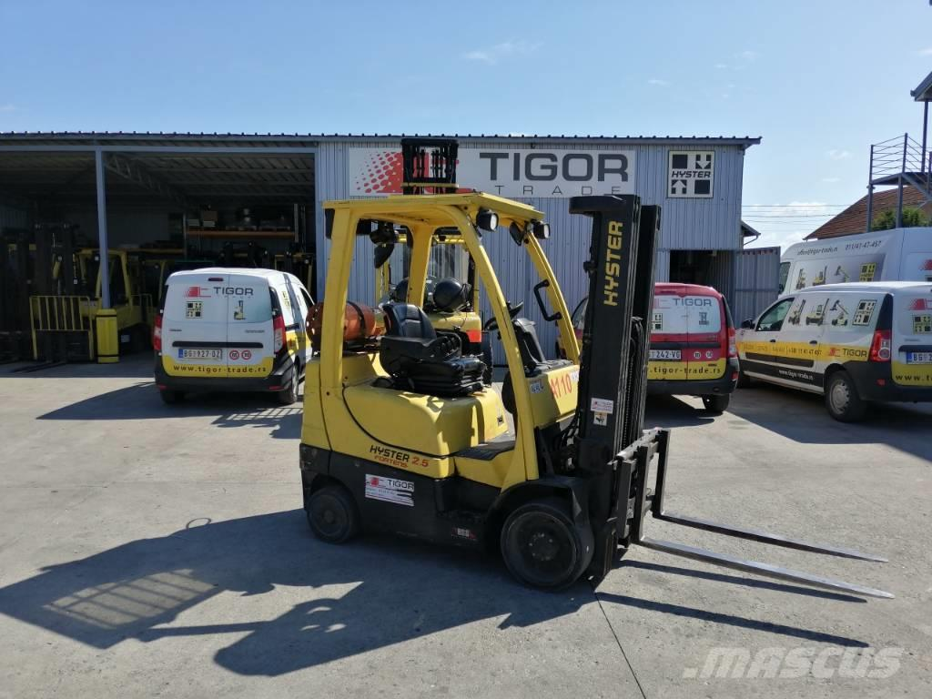 Hyster S2.5FT