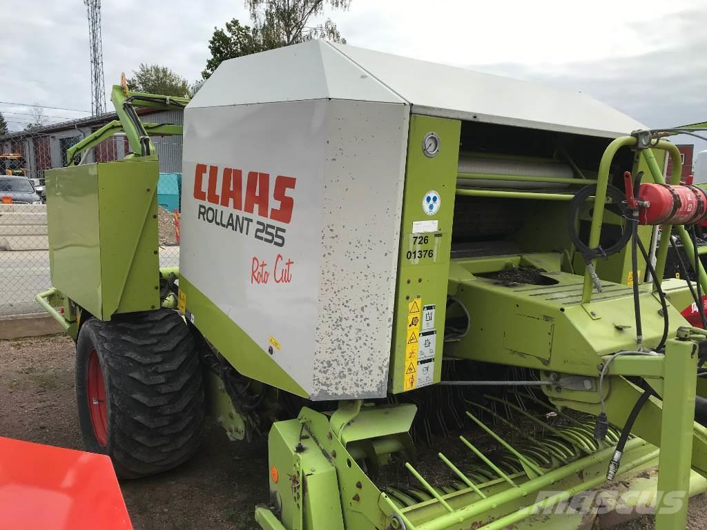 CLAAS Rollant 255 Combipress -06