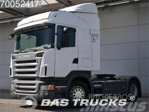 Scania R420 4X2 Manual Euro 4