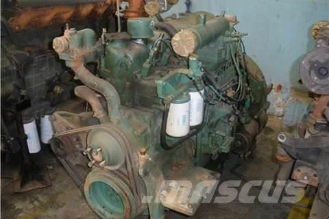 FAW CA6D Engine
