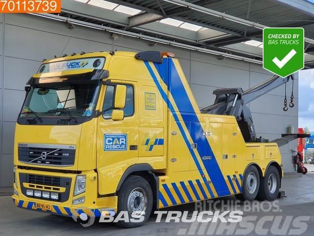 Volvo FH 540 6X2 Miller 9055T VEB+ Abschleppwagen Recove