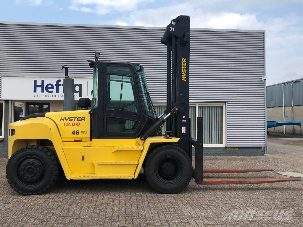 Hyster H12XM6