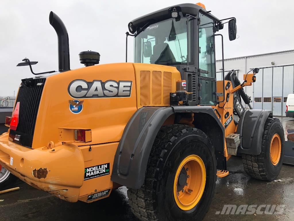 CASE 721F Hjullastare