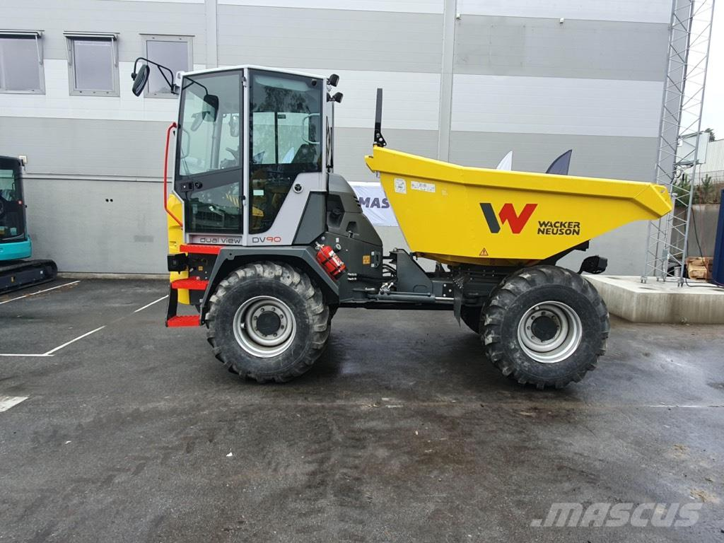 Wacker Neuson DW90 Demomaskin