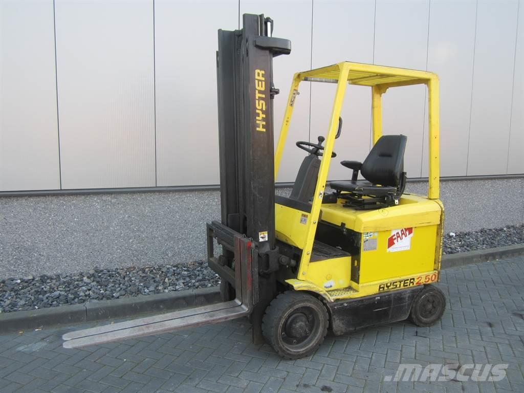 Hyster E 2.50 XM