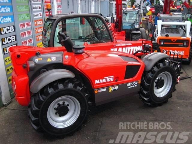 Manitou Manitou MT 732 Serie B-E2 ** 7m / 3.2t ** vgl. 932