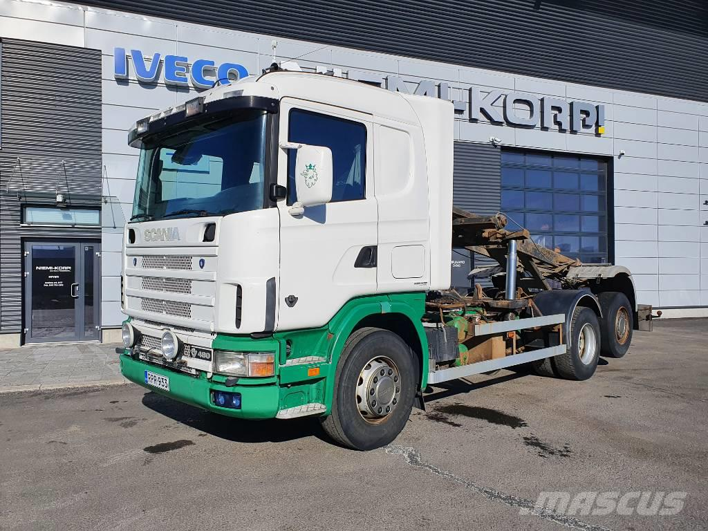 Scania R164 6X2*4