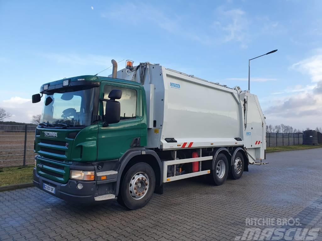 Scania P 310 (Zabudowa Geesinknorba)