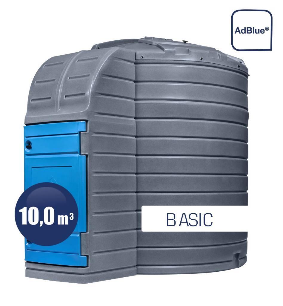 Swimer Tank Blue 10000 Fudps Basic dwupłaszczowy