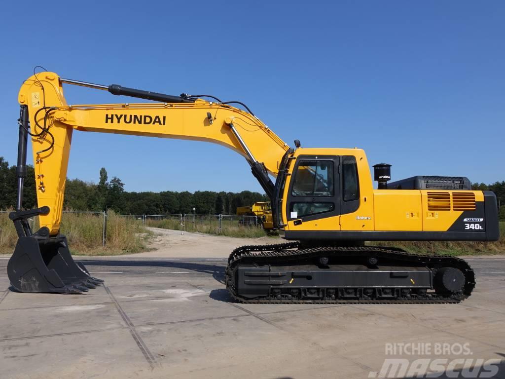 Hyundai R340L (NEW / UNUSED)
