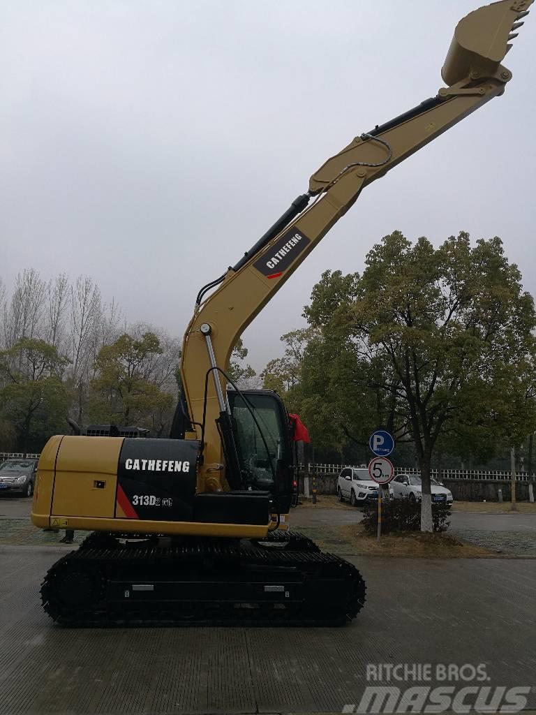 Caterpillar 313D2GC**Excavator**2018