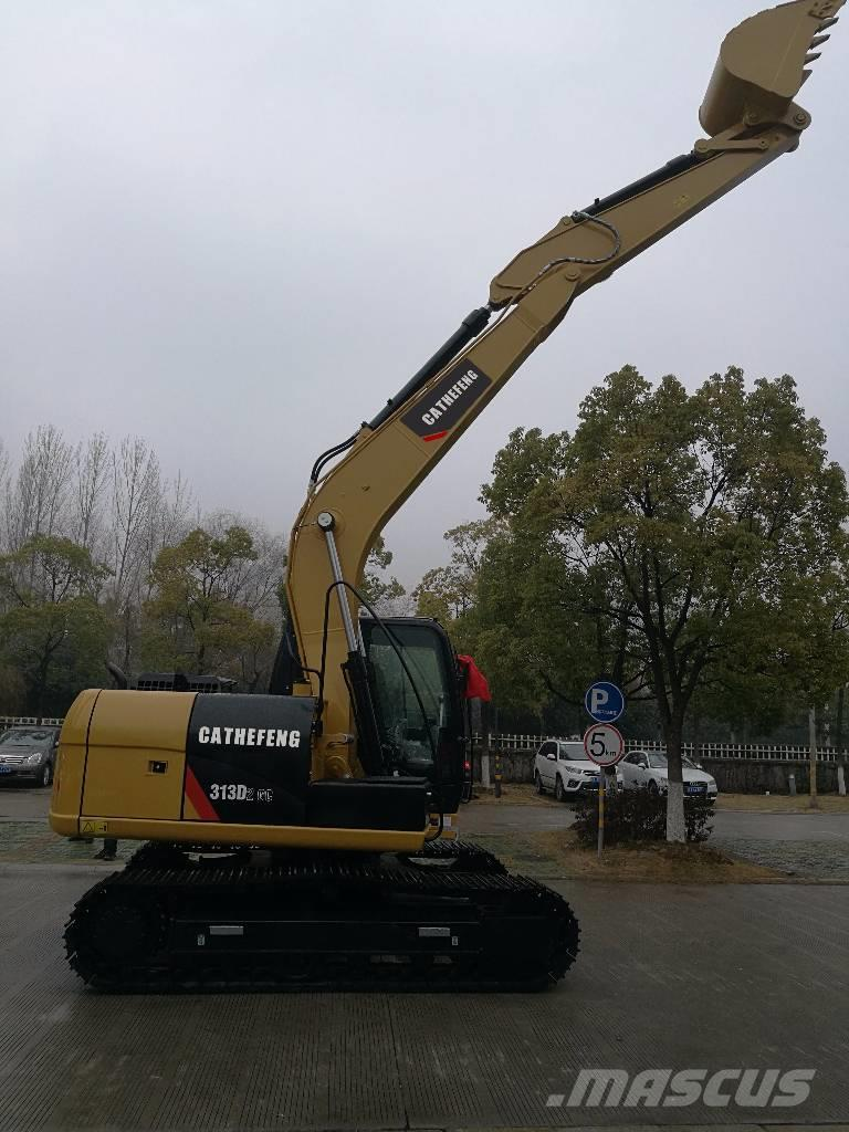 Cathefeng 313D2GC   Excavator  2018