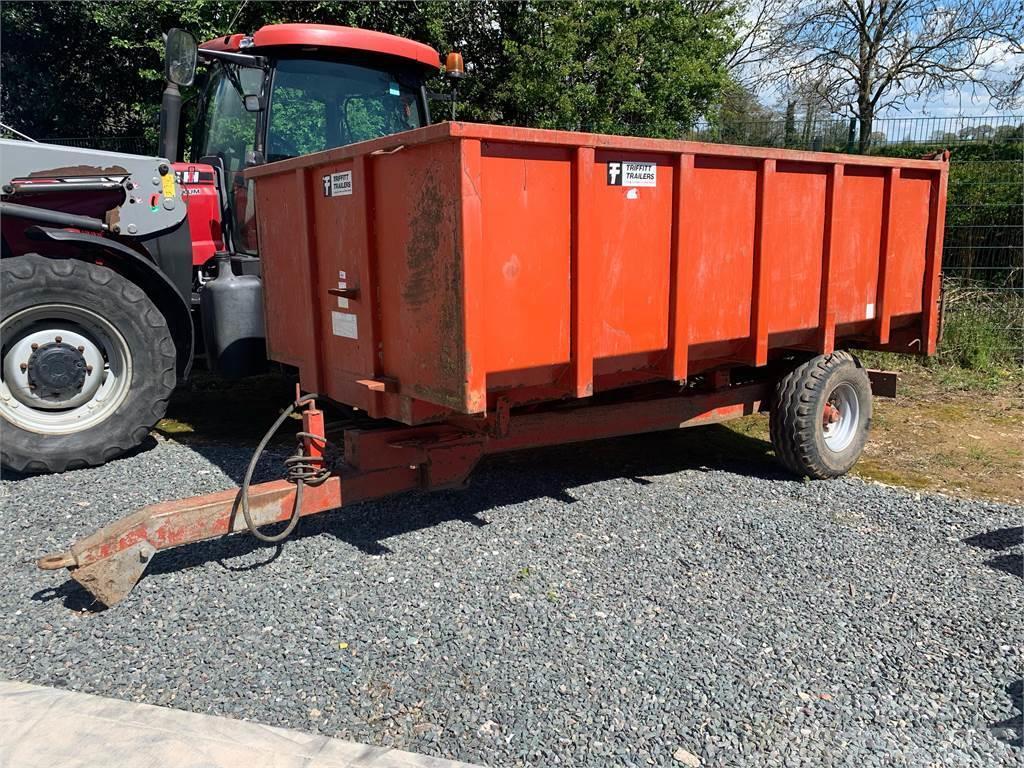 Triffit Triffitt 6.4 Ton single axle trailer