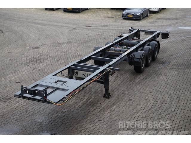 Van Eck Chassis 3-assig