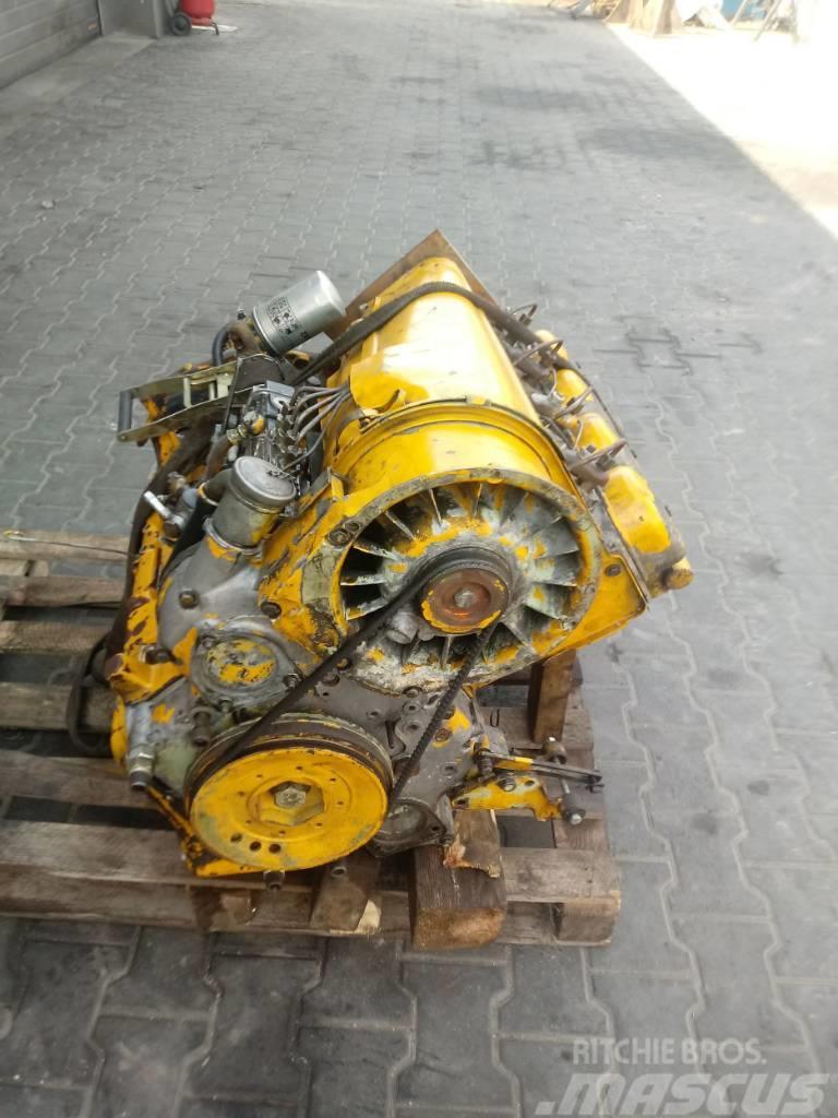 Deutz Silnik Deutz 4 leżący Engine