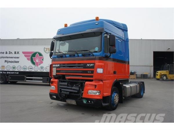 DAF XF105-410 Spacecab Automatic Euro 5 2013