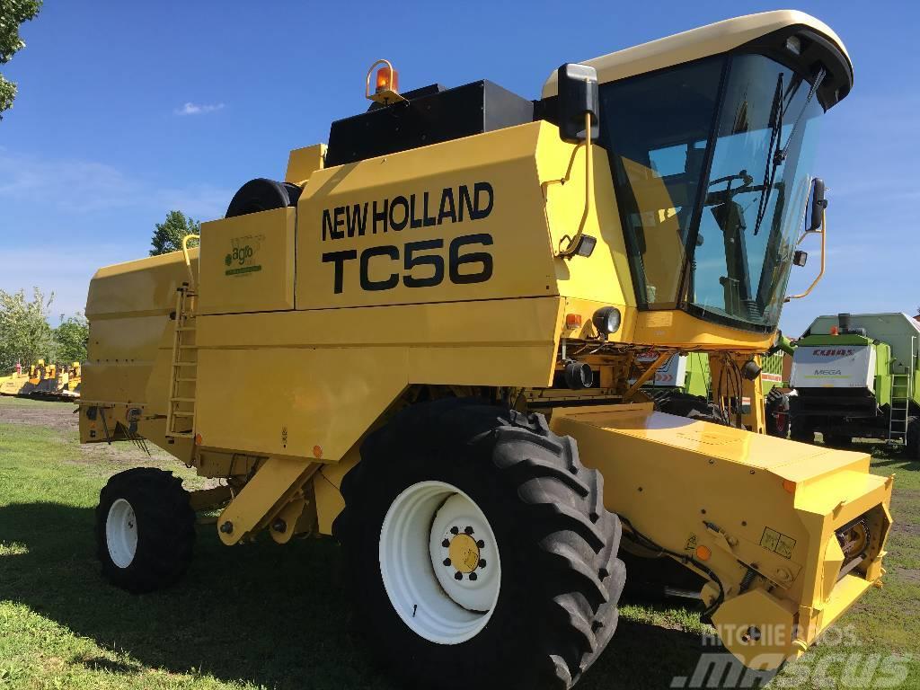 New Holland TC 56 MT
