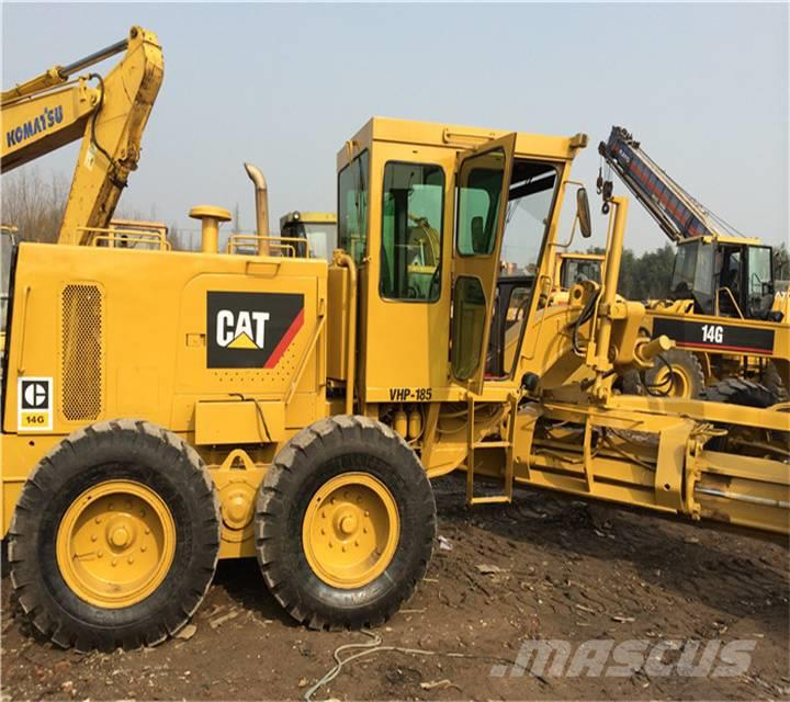 Caterpillar used 14 G