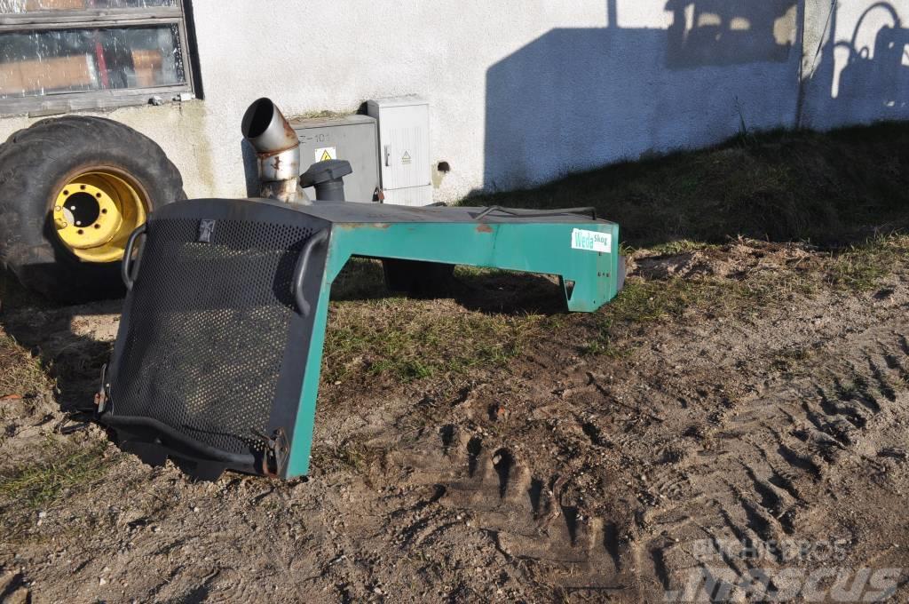Timberjack 1270B F038633 Maska