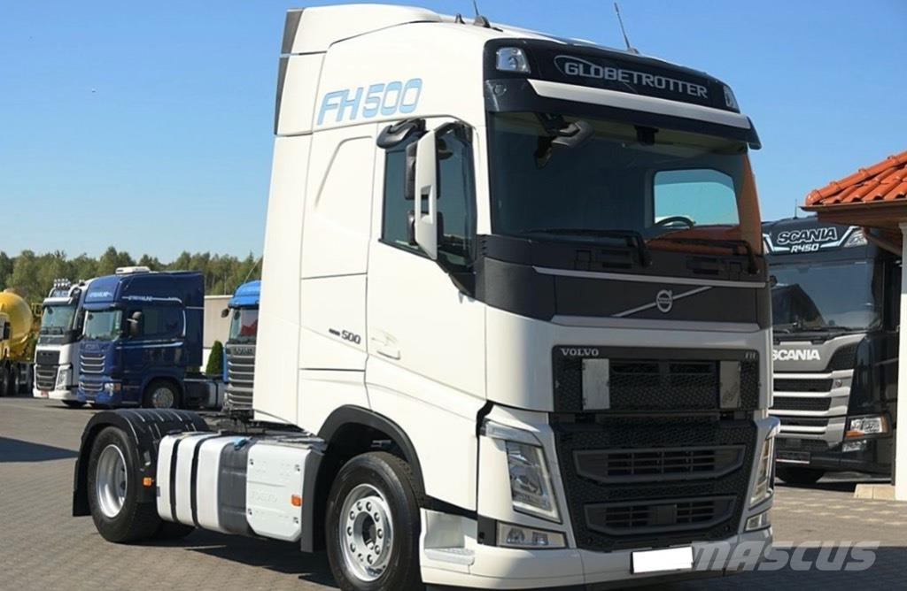 Volvo FH500
