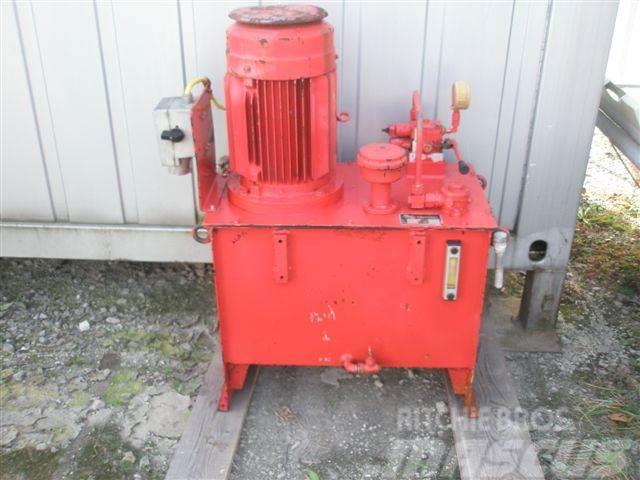 Putzmeister Hydraulic - Aggregat 7,5kW; 380V