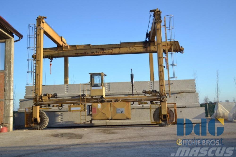 [Other] CMR TECO E 45 Automotive gantry crane 35 tons