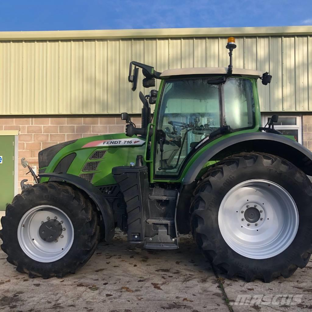 Fendt 716 PowerPlus (WM18 FAF)