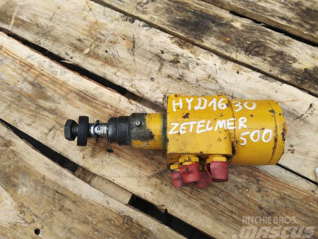 [Other] Orbitrol Zettelmeyer  Hydraulic pump ZL 500 844395