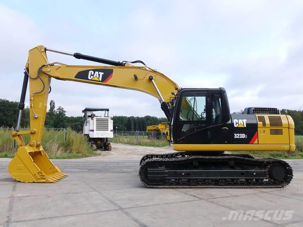 Caterpillar 323D Unused / more units availlable