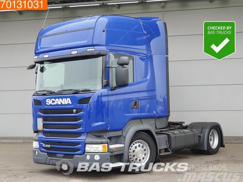 Scania R 410 4X2 Mega Retarder ACC 2x Tanks Navi